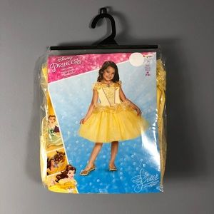 Disney Princess Belle Girls Costume Dress